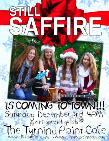 Still Saffire - Xmas at the Turning Point