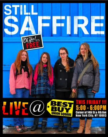 Still Saffire Live @ Best Buy March 11, 2011