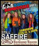 Still Saffire at Bamboozle January 29, 2011