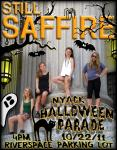 Still Saffire at Nyack Halloween Parade 2011