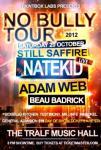 Still Saffire/No Bully Tour 2012 - Philadelphia