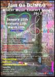 Jam On DUMBO Winter 2012 Concert Series