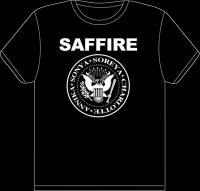 Still Saffire Ramones Tee Shirt